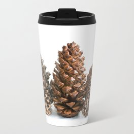 Three pinecones Travel Mug