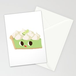 Baby Cakes - Key Lime Pie Stationery Cards