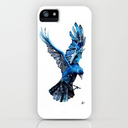 Azure Jack iPhone Case