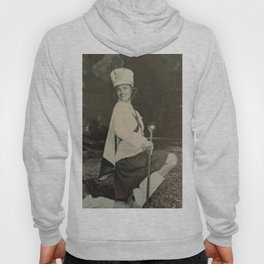 Drill Team Pinup Hoody