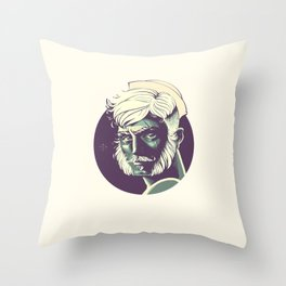 Sailor No.01 Throw Pillow