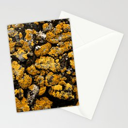 Gold Stone Mold Stationery Cards