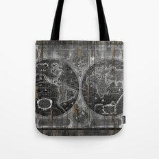 Treasure Map Tote Bag