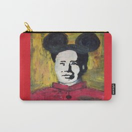 MICKEY MAO Carry-All Pouch