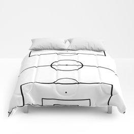 Soccer Field Comforters