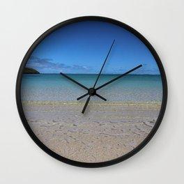 Crystal Clear LHI Wall Clock