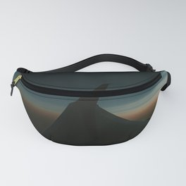 Plane Sunsets Fanny Pack