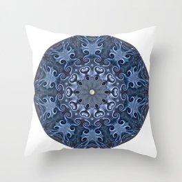 Moon A068 Throw Pillow