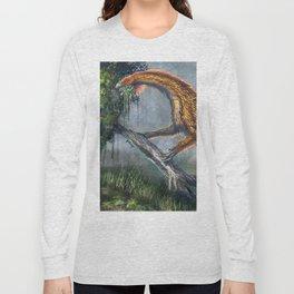 Nothronychus Graffami Restored Long Sleeve T-shirt