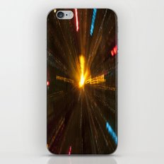 Explosion of Lights iPhone & iPod Skin