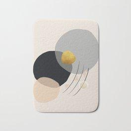 Modern minimal forms 24 Bath Mat