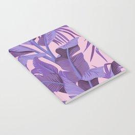 Tropical '17 - Starling [Banana Leaves] Notebook