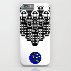 Time for Bowling. Doctor Who. iPhone 6s Slim Case