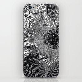 Natural vibrations iPhone Skin