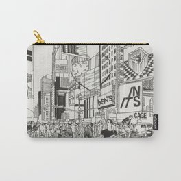 The Heart Beats In Its Cage Carry-All Pouch