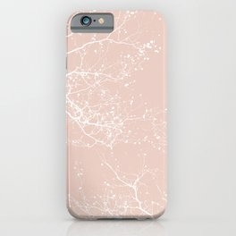 ROSE BRANCHES iPhone Case