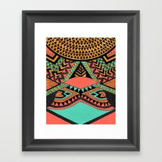 PeruNative Framed Art Print