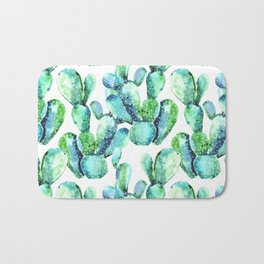 Cactus Tropicana Bath Mat