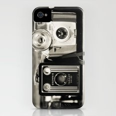 A pair of Kodak Brownies iPhone (4, 4s) Slim Case