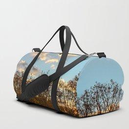 Getty Trees Duffle Bag