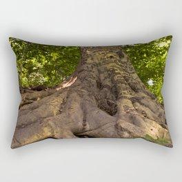 Finger Tree Rectangular Pillow