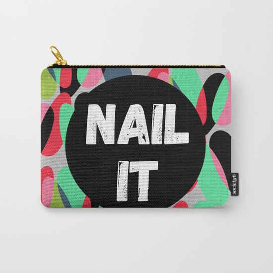 Nail It Carry-All Pouch
