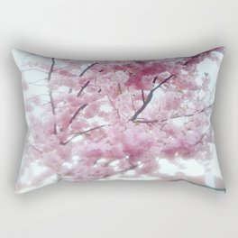 Spring on. Rectangular Pillow