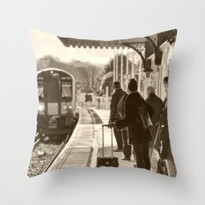 Wareham Commute Throw Pillow