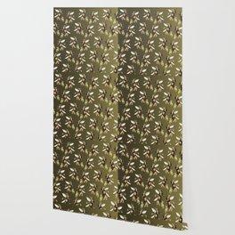Bumblebee pattern Wallpaper