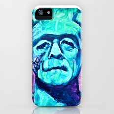 Frankenstein Halloween Zombie Slim Case iPhone (5, 5s)