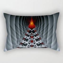 Fractal Art by Sven Fauth - Path to hell Rectangular Pillow