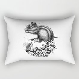 WILDFLOWERS Rectangular Pillow