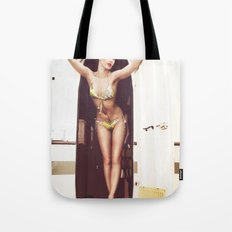 trailer park girl Tote Bag