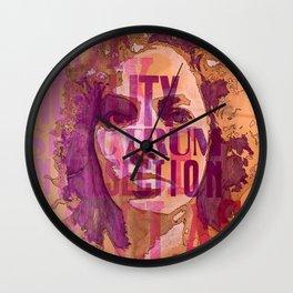 Vouch Wall Clock