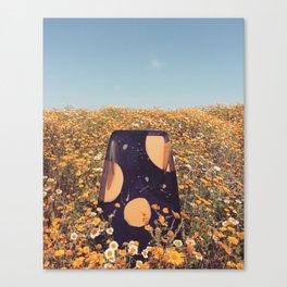 Super Bloom Canvas Print