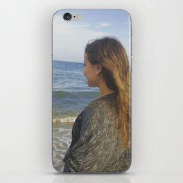 katherine iPhone Skin