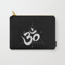 Om | The Sound of Universe Carry-All Pouch