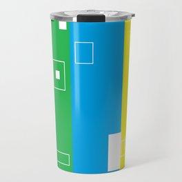 Simple Color Travel Mug