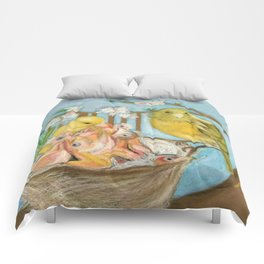 Canaries Comforters