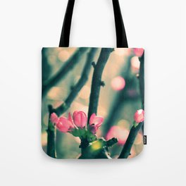 Early Spring Affaire Tote Bag