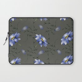 Moon Light Bouquet Laptop Sleeve