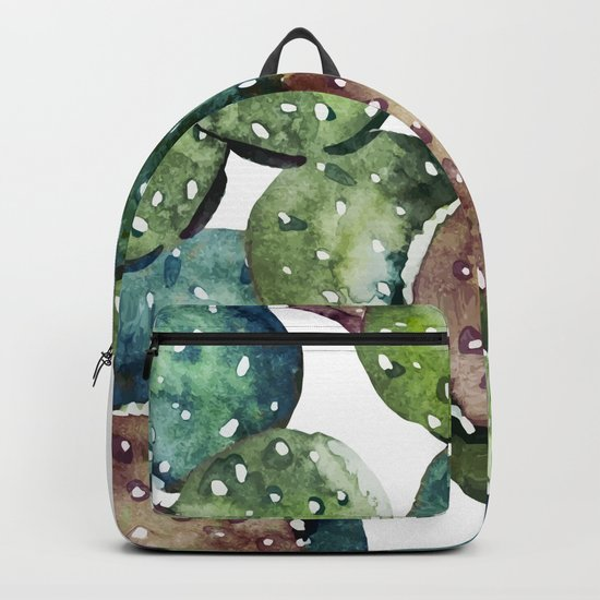 cactus new Backpack