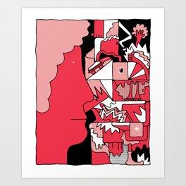 Study no. 1 Art Print