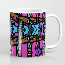 mirror wall Coffee Mug