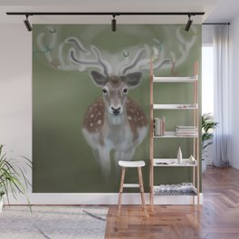 Forest Guardian  Wall Mural