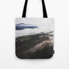 Columbia River Gorge Tote Bag