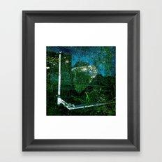 TROTTINETTE Framed Art Print