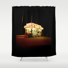 Waiting for Good Dough Shower Curtain