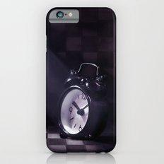 Zeiteinblendung Slim Case iPhone 6s