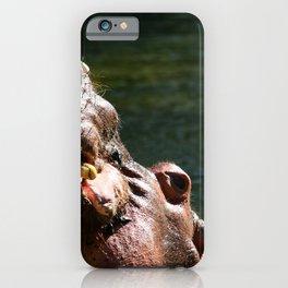 Happy Hipo iPhone Case
